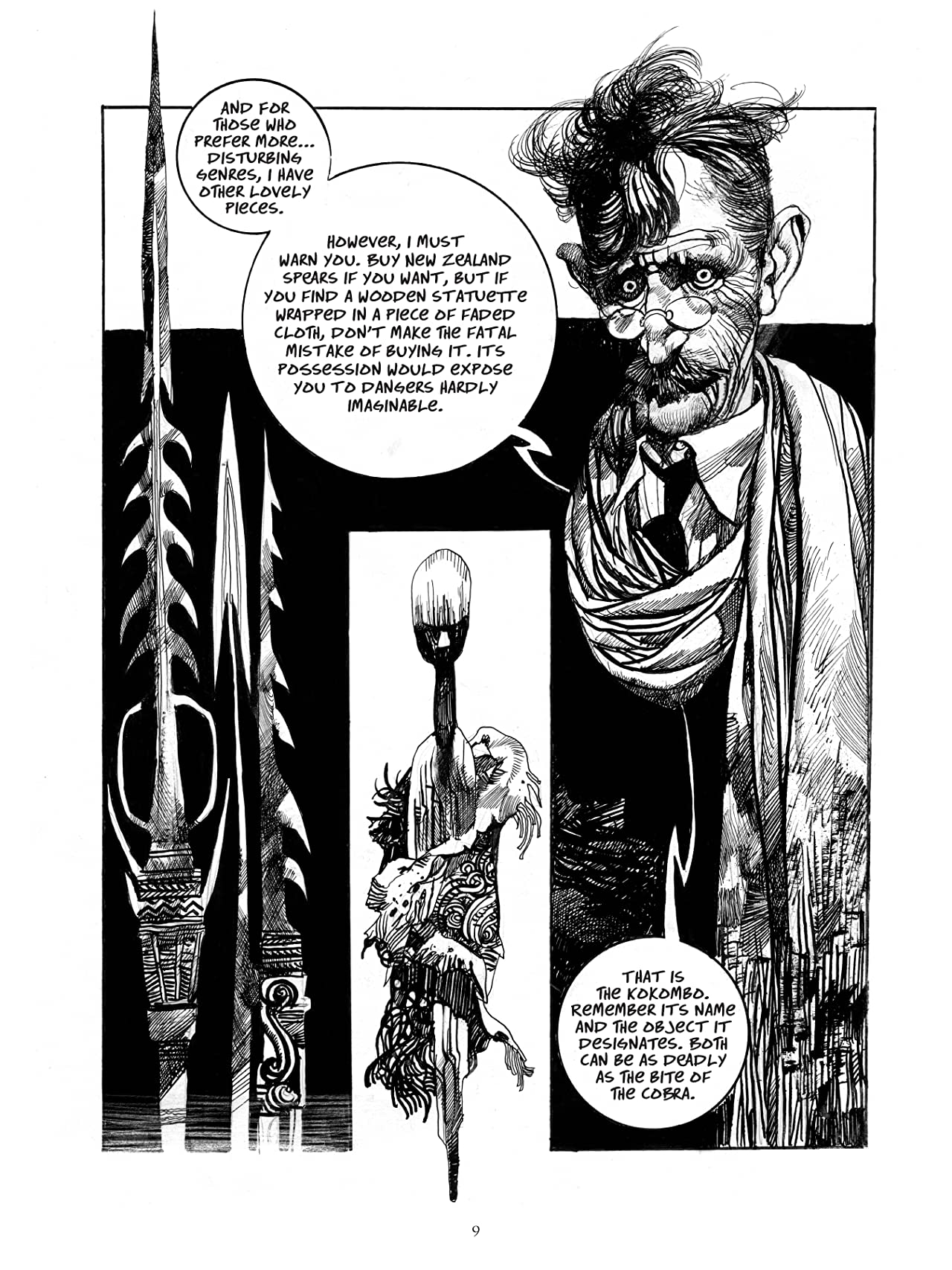 The Collected Toppi Vol. 4: The Cradle of Life