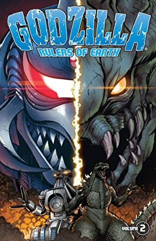 Godzilla: Rulers of Earth Tome 2