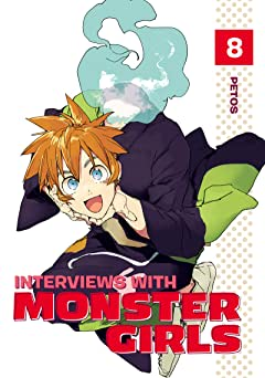 Interviews with Monster Girls Vol. 8