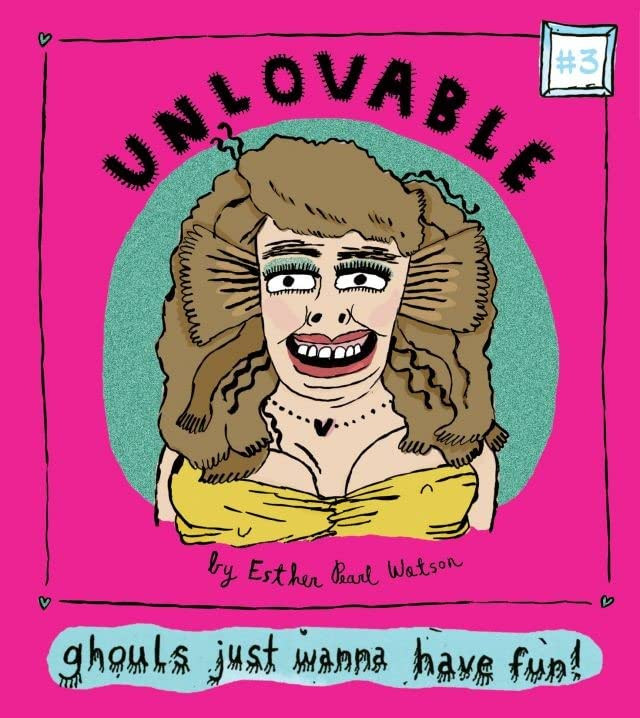 Unlovable Vol. 1 #3