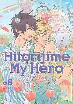 Hitorijime My Hero Vol. 8