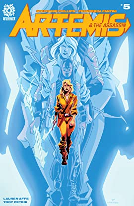 Artemis and the Assassin #5