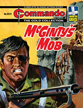 Commando #5372: McGinty's Mob