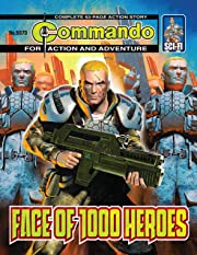 Commando #5373: Face Of 1000 Heroes