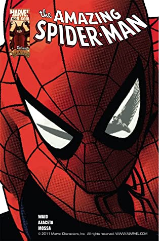 Amazing Spider-Man (1999-2013) #623