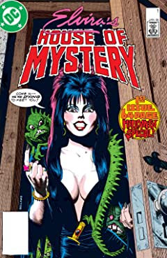 Elvira's House of Mystery (1986-1987) #1