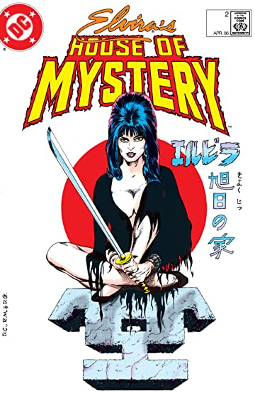 Elvira's House of Mystery (1986-1987) #2