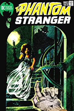The Phantom Stranger (1969-1976) #10