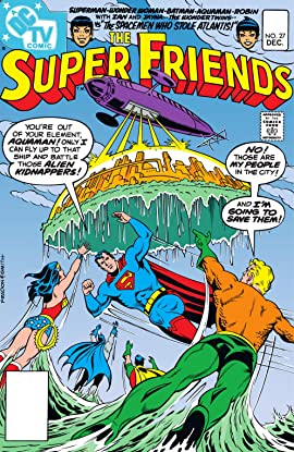 Super Friends (1976-1981) #27