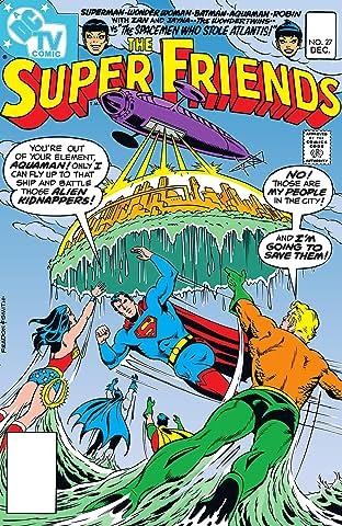 Super Friends (1976-1981) No.27