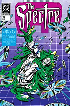 The Spectre (1987-1989) #27