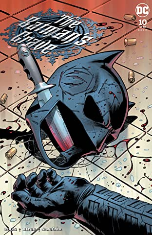 The Batman's Grave (2019-) #10