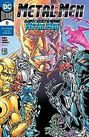 Metal Men (2019-) #10