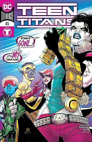 Teen Titans (2016-) No.45