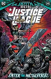 Justice League (2018-) #53