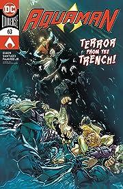 Aquaman (2016-) #63