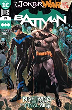 Batman (2016-) No.99