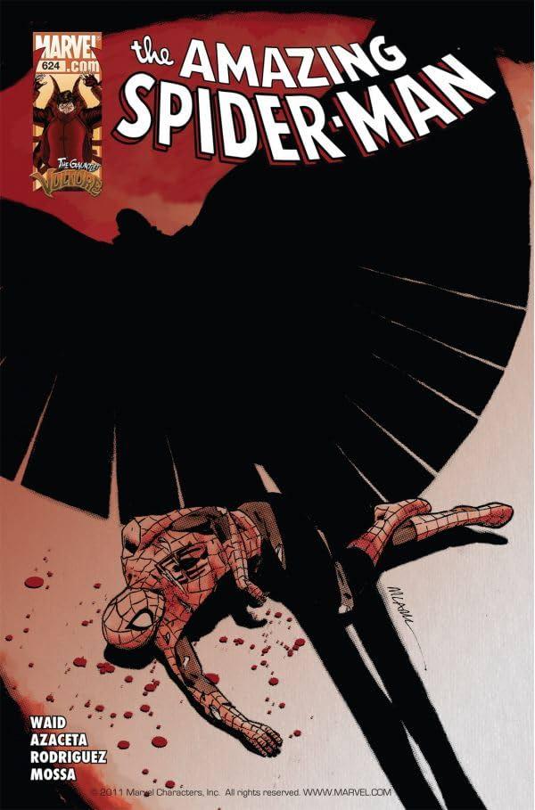 Amazing Spider-Man (1999-2013) #624