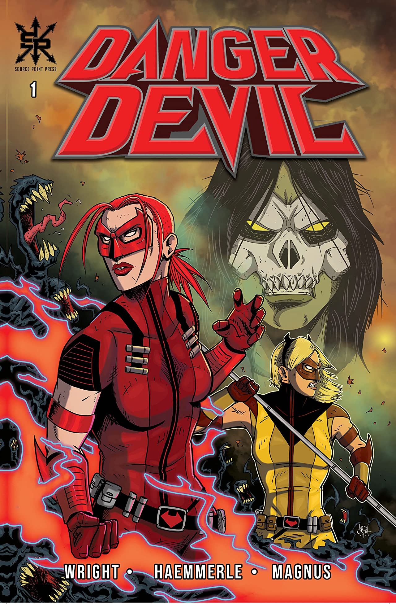Danger Devil #1