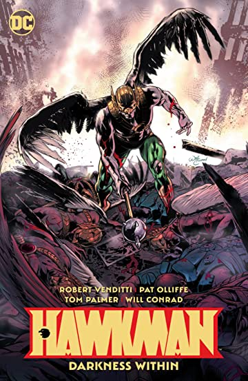 Hawkman (2018-) Tome 3: Darkness Within