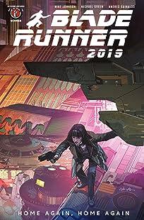 Blade Runner 2019 Tome 3: Home Again, Home Again