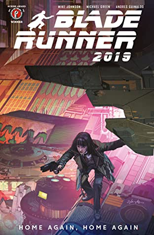 Blade Runner 2019 Vol. 3: Home Again, Home Again