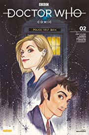 Doctor Who Comics #2