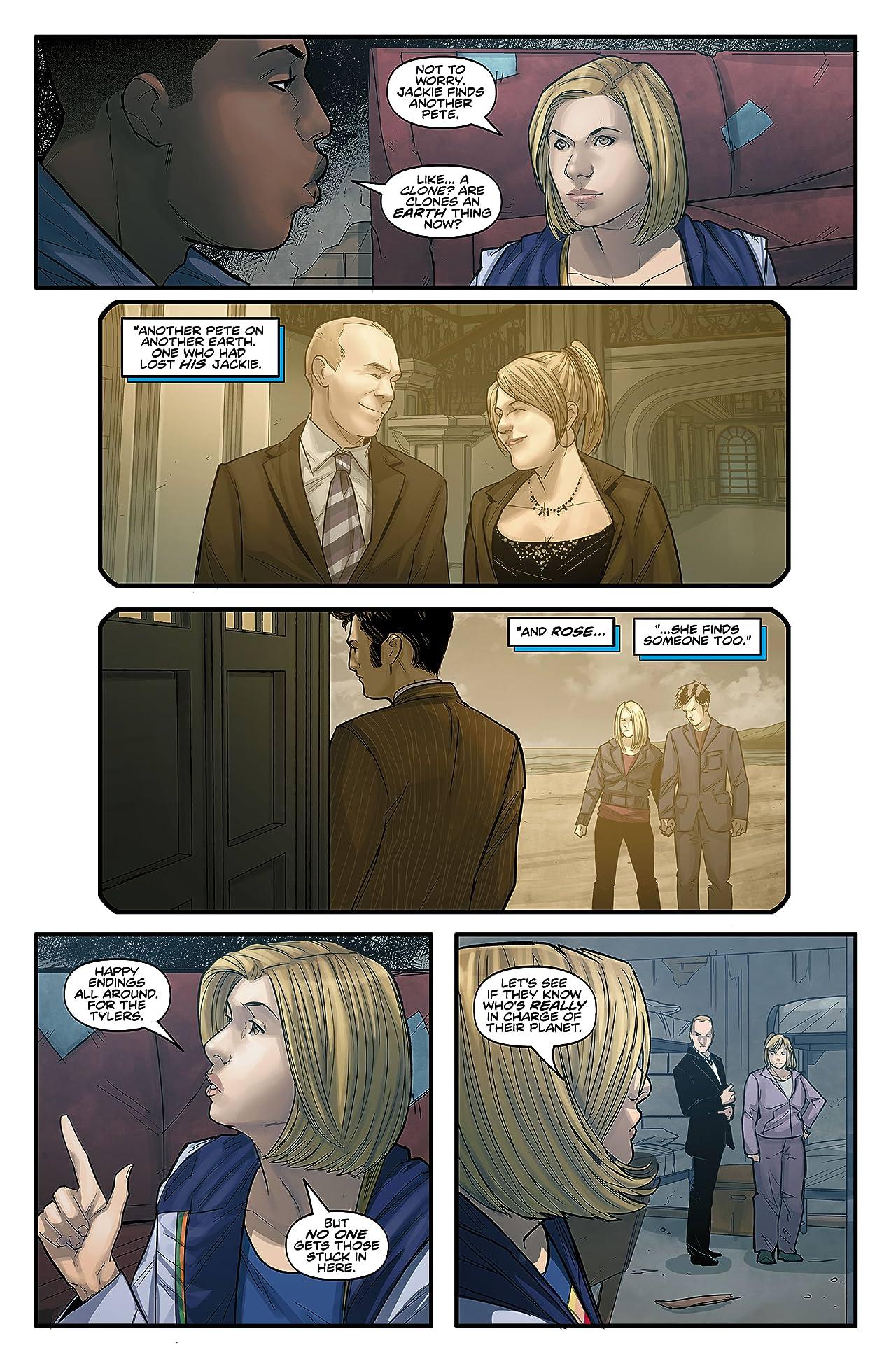 Doctor Who Comics #2