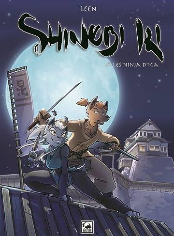 Shinobi Iri Vol. 1