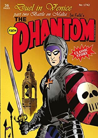 The Phantom #1742
