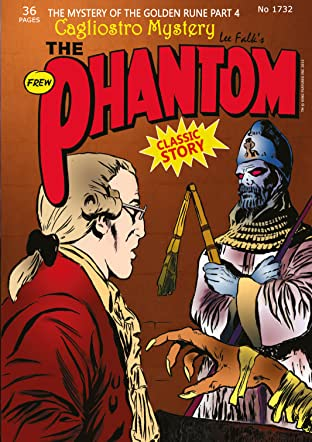 The Phantom #1732