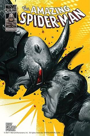 Amazing Spider-Man (1999-2013) #625