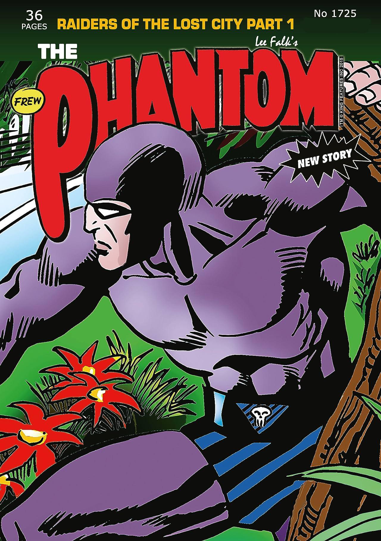 The Phantom #1725