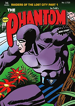 The Phantom #1725