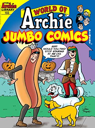 World of Archie Double Digest #103