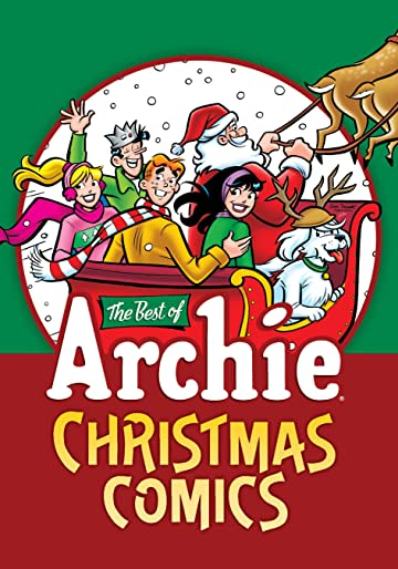 The Best of Archie: Christmas Comics Tome 1