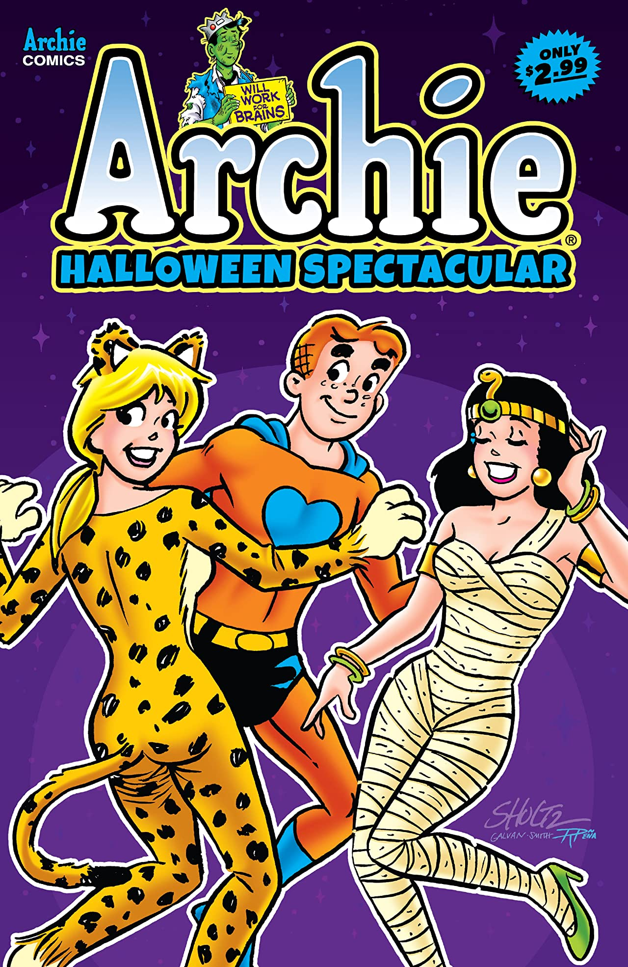 Archie's Halloween Spectacular (2020) #1