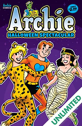 Archie's Halloween Spectacular (2020) #1