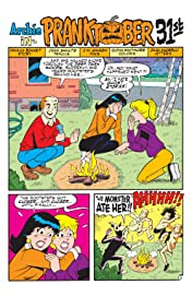 Archie's Halloween Spectacular (2020) No.1