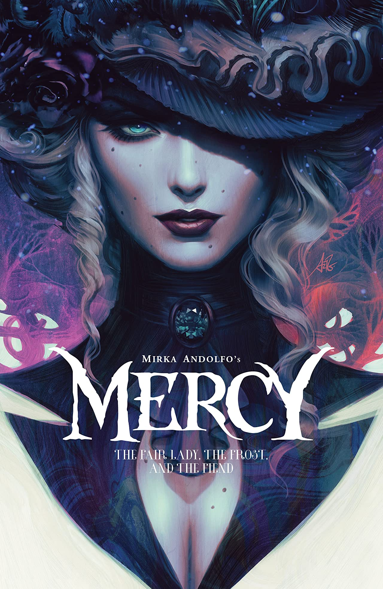 Mirka Andolfo's Mercy Vol. 1: The Fair Lady The Frost And The Fiend