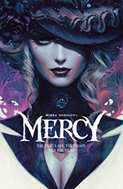 Mirka Andolfo's Mercy Tome 1: The Fair Lady The Frost And The Fiend