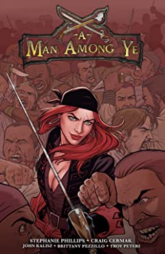 A Man Among Ye Vol. 1 Tome 1