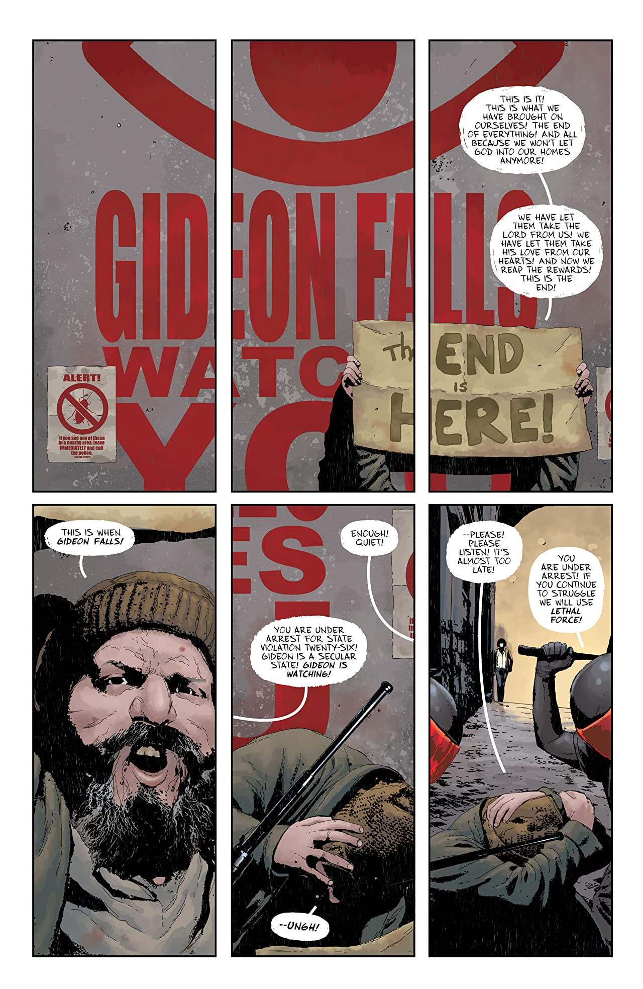 Gideon Falls Tome 5: Wicked Worlds