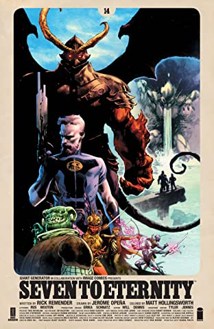 Seven To Eternity No.14