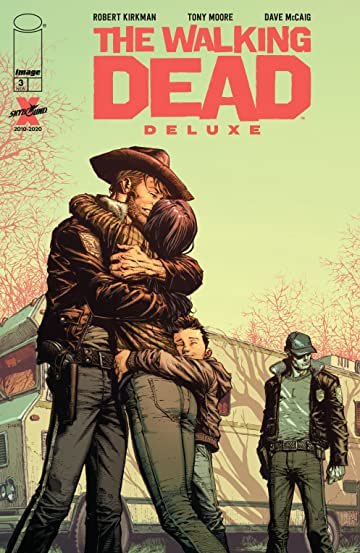 The Walking Dead Deluxe No.3