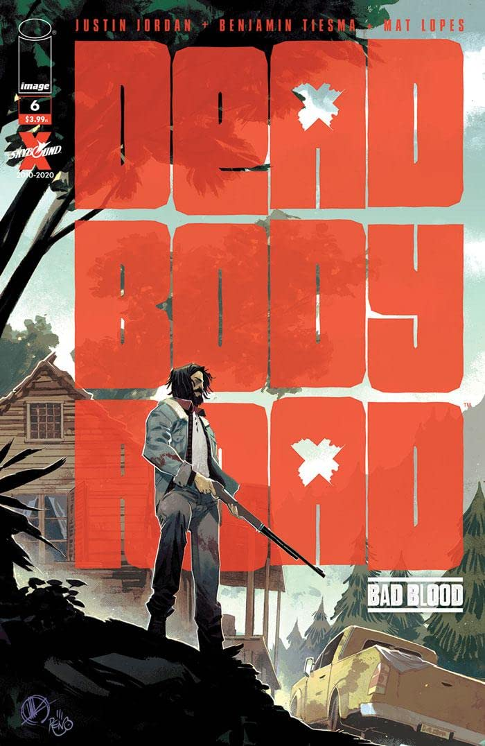 Dead Body Road: Bad Blood No.6