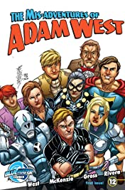 Mis-adventures of Adam West: Ongoing #12