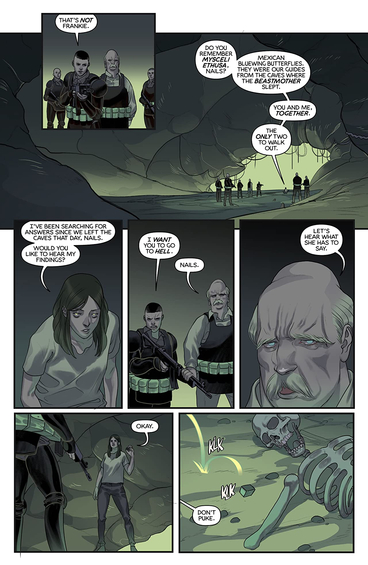 Unearth #10