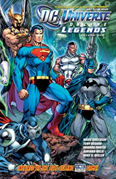 DC Universe Online Legends  Vol. 1