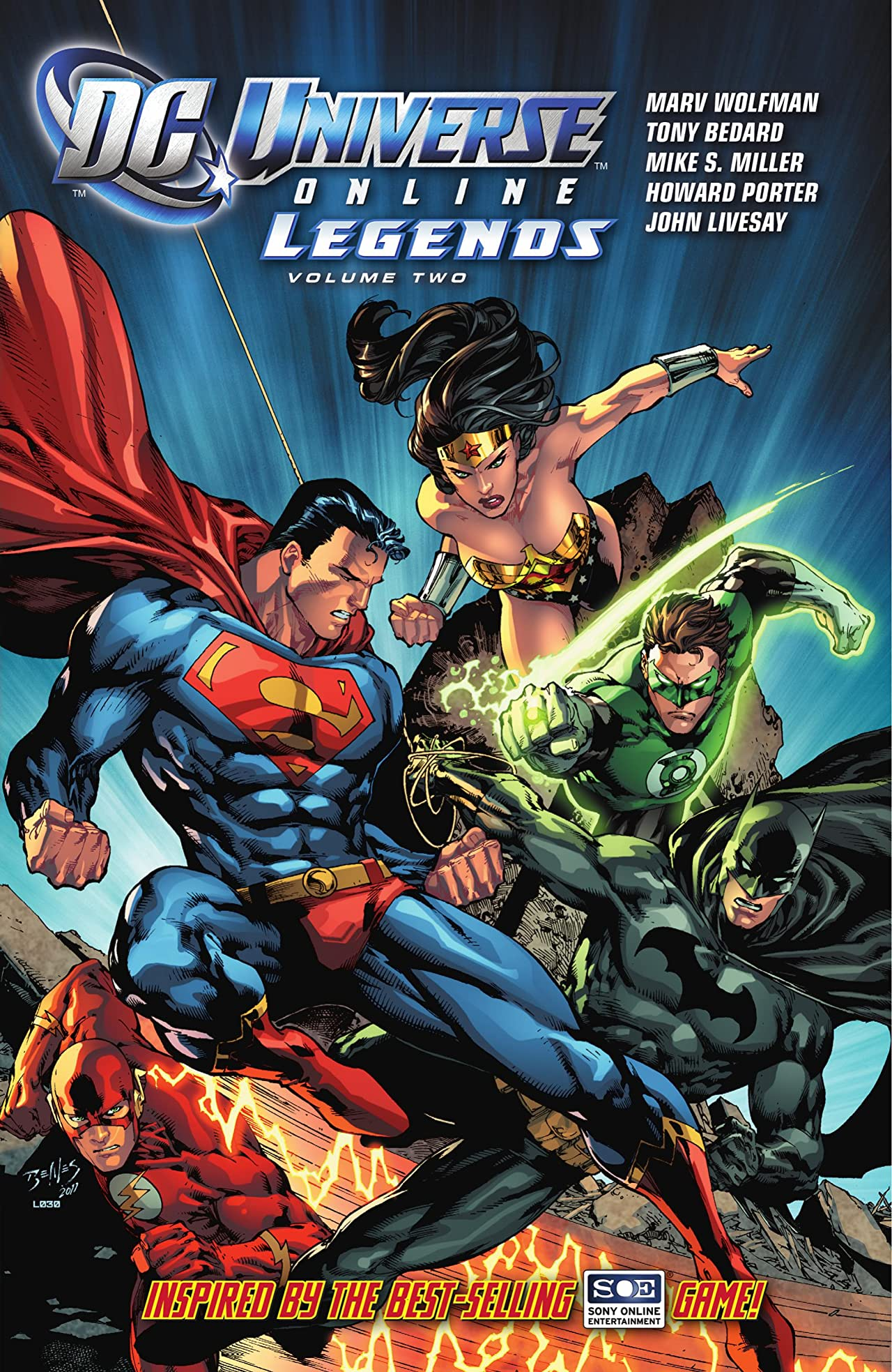 DC Universe Online Legends  Vol. 2